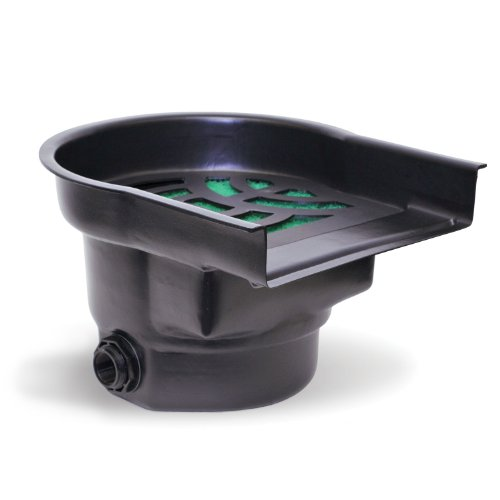 (Waterscapes International BF1250 Pond Filter & Waterfall Spillway,)