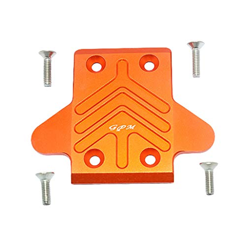 Hoolick,Upgrade Parts Aluminum Rear Chassis Protection Plate for Arrma 1/8 Kraton 6s
