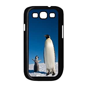 AinsleyRomo Phone Case Lovely penguin pattern case For Samsung Galaxy S3 FSQF495646