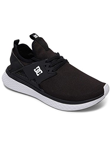 DC Shoes Meridian - Shoes for Men ADYS700125 Black/White HEjyk3d