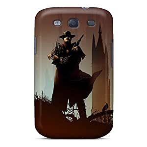 New Arrival Galaxy S3 Case Dark Tower Comic Vector Case Cover