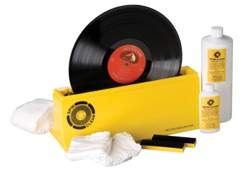 Spin-Clean Record Washer MKII Deluxe Kit by SPIN CLEAN