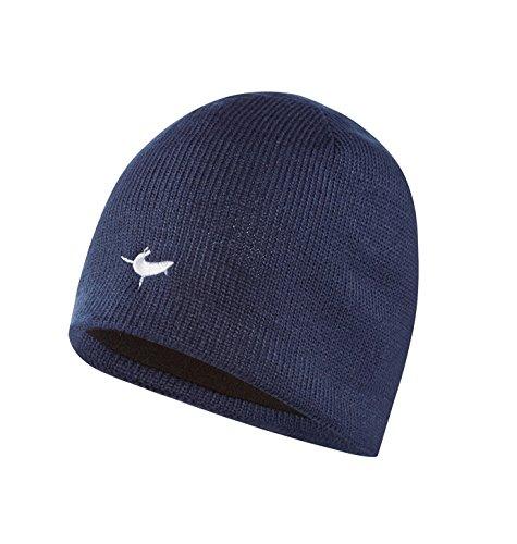 (SEALSKINZ Waterproof Beanie Hat - SS19 - Large/X Large - Navy Blue)