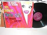 CAROL CHANNING Show Girl LP Forum F 9054 VG+