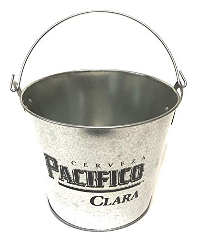 Pacifico Clara Cerveza Beer Ice Bucket, used for sale  Delivered anywhere in USA