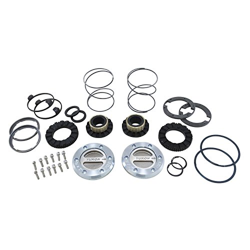Yukon Gear & Axle (YHC70003) Locking Hub Kit for Dana 60 30 Spline (Best Dana 60 Locking Hubs)