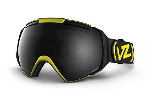VonZipper EL KABONG Snow Goggles- MINDGLO -Yellow/Black - El Kabong Goggles