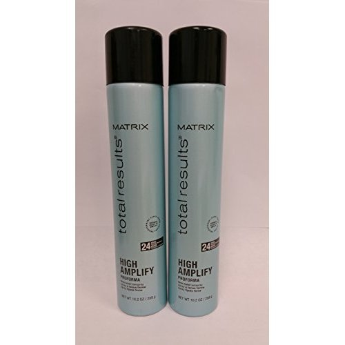 Matrix Total Results High Amplify Proforma Firm Hold Hairspray, 10.2 Ounces( 2ea) by Matrix Total Results