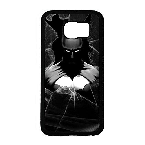 Coque Samsung Galaxy S6 Cover Shell Fashion Special Breaking Style Detective Comics Batmen Phone Case Cover DC Superman Special,Cas De Téléphone