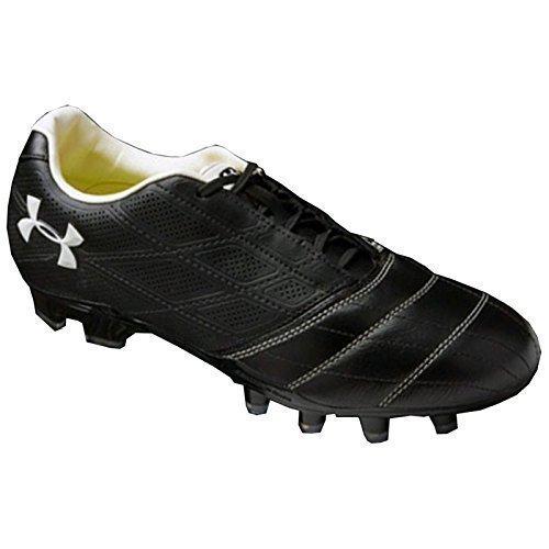 Under Armour - Botas de fútbol para hombres Hydrastrike Pro Negro / Blanco - 002