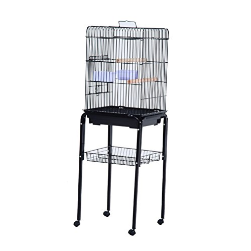 RollingStand Bird Cage 51