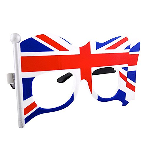 Sun-staches - UK Flag Glasses - Glasses Sun Uk
