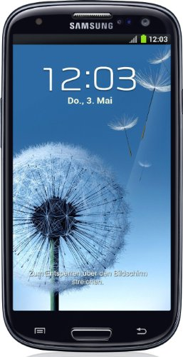 Samsung Galaxy S3 S III 16GB 4G LTE Sapphire Black - Verizon Wireless