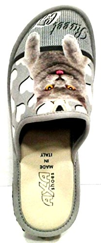 AXA , Chaussons pour femme gris gris 37 EU