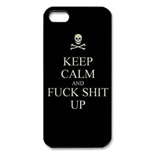 good Cheap cell phonecase, Funny quotes, Fuck shit up TV6Itlrj6 plusS picture for black plastic iphone 6 plus,6 plus case cover