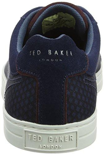 Azul 0000ff para Baker Ted Zapatillas Dark Sarpio Hombre Blue FgpWq8XWc