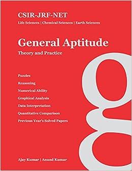 Arihant General Aptitude Book