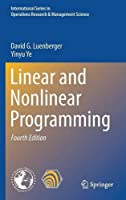 Linear and Nonlinear Programming Front Cover