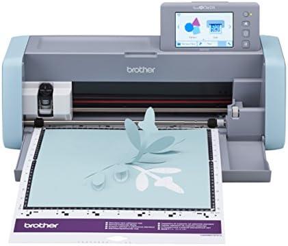 Brother SDX125E Cutting Machine Scanner