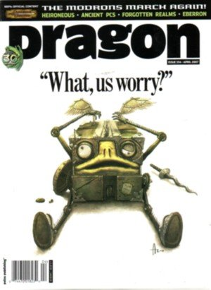 Download Dragon Magazine #354 Modrons pdf