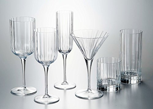 Luigi Bormioli Bach Martini Glasses, 8.75 oz, Set of 4 by Luigi Bormioli (Image #6)