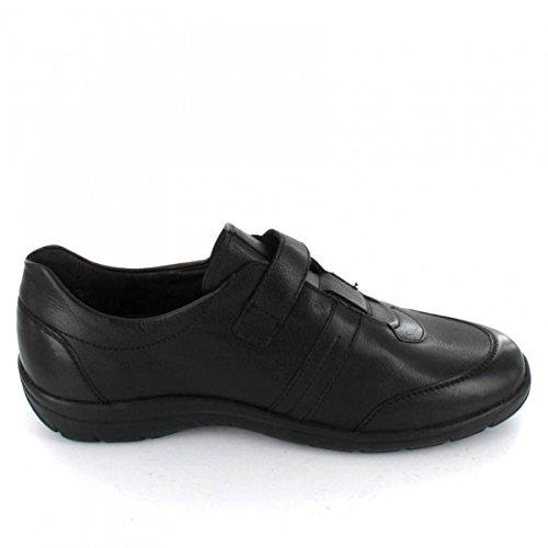 Semler M8535-012-001 Michelle mujer zapato ancho H negro