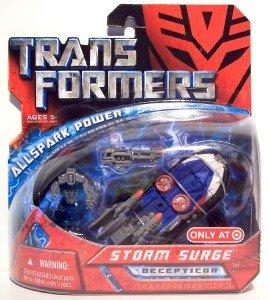 Transformers Basic Exclusive Allspark Power Action Figure Storm Surge