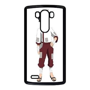 LG G3 Cell Phone Case Black naruto Road To Ninja wuah ...