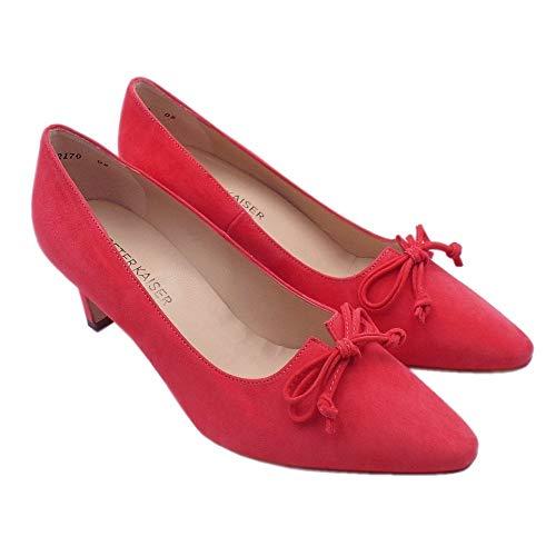 Peter Mi Sharon Talon En Cour Chaussures De Mizzy Pink Pointu Kaiser Orteil rEtqZvwr