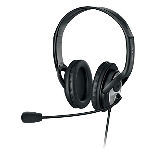 Microsoft LifeChat LX-3000 Headset - Desktop Headset