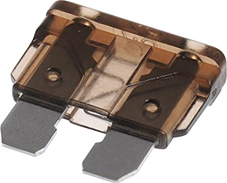 The Hillman Group 50071  Blade Fuse ATO7 1//2 Brown 10-Pack