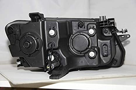 No variation Multiple Manufactures VW2502171 Standard Headlight Assembly