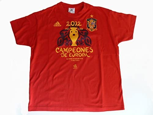 adidas España – Camiseta FEF EM 2012 Sieger Talla XXS: Amazon.es: Zapatos y complementos