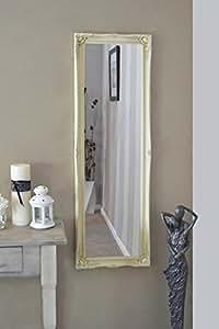 Shabby Chic Mirrors 816127710-2 - Espejo de suelo