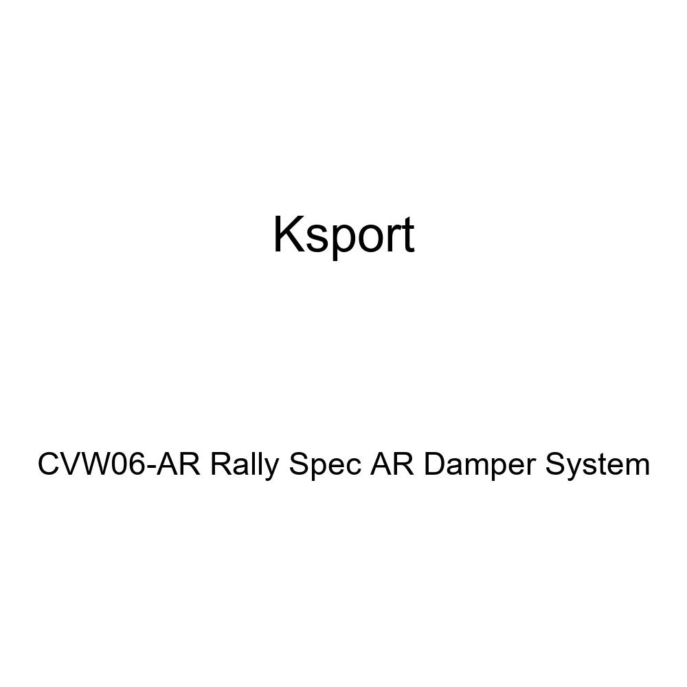 KSport CVW06-AR Rally Spec AR Damper System