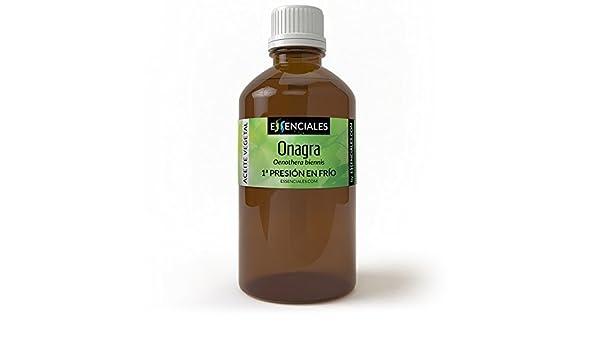 Onagra 1ª presión frío - Aceite 100% Puro y Natural - 1 ...