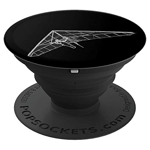 Hang Gliding - PopSockets Grip and Stand for Phones and Tablets