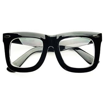 32e8b974f5d2 Thick Black Eyeglass Frames - Bitterroot Public Library
