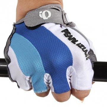Vélos bleues silicone haute de confortable vélo demi doigt mitaines qualité rABrWc