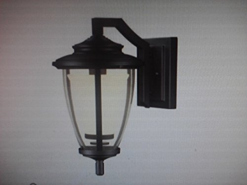 Home Decorators Large Exterior Wall Lantern, Stockholm Collection