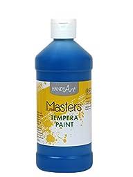 Handy Art Little Masters Tempera Paint 16 ounce, Blue