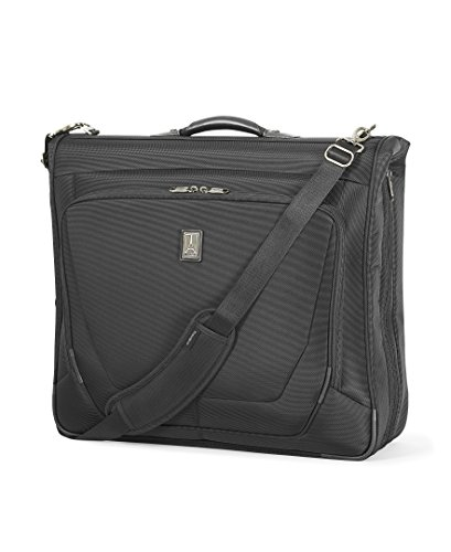 Bi Fold Garment Bag (Travelpro Crew 11 Bi-Fold Carry-on Garment Bag, Black)