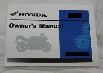amazon com honda factory owners manual 2007 vt750c2 c2f shadow rh amazon com 2007 Honda Spirit 750 2007 Honda Spirit 750