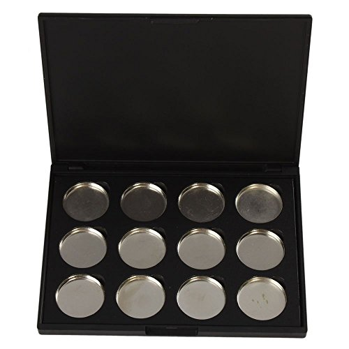 Leegoal Cosmetic Aluminum Magnetic Eyeshadow