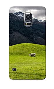 Dhstlu-2797-gojrqqd Tpu Case Skin Protector For Galaxy S5 Hills And Mountains With Nice Appearance For Lovers Gifts