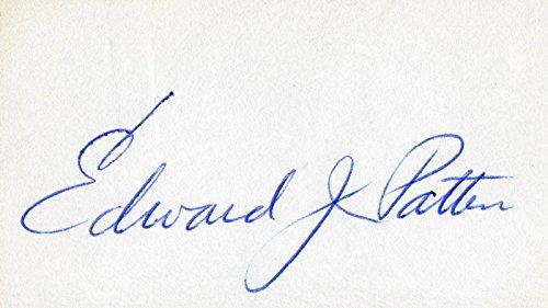 Amazon com: Edward J  Patten - Signature: Entertainment