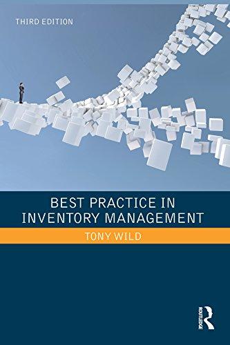 Best Practice in Inventory Management