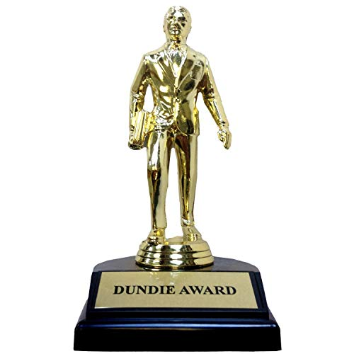 Dundie Award Trophy for The Office]()