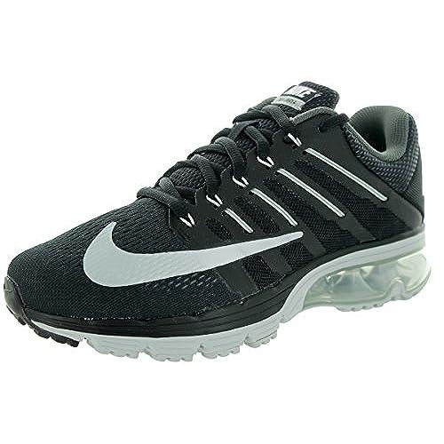 Nike Womens Air Max Excellerate 4 BlackWhiteDark Grey