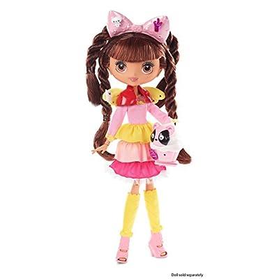Mattel Kuu Kuu Harajuku Pink Cupcake Fashion Pack: Toys & Games